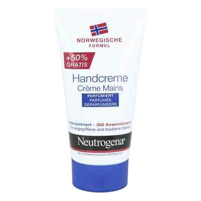 Neutrogena norweg.Formel Handcreme parfümiert  bei versandapo.de bestellen