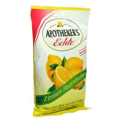 Apothekers Echte Zitrone Hustenbonbons  bei versandapo.de bestellen