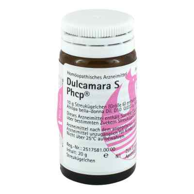 Dulcamara S Phcp Globuli  bei versandapo.de bestellen
