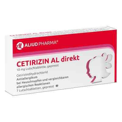 Cetirizin AL direkt  bei versandapo.de bestellen
