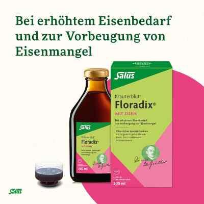Floradix mit Eisen  bei versandapo.de bestellen
