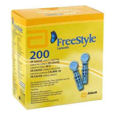 Freestyle Lancets  bei versandapo.de bestellen