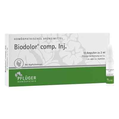 Biodolor compositus iniecto Ampullen  bei versandapo.de bestellen