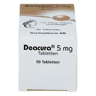 Deacura 5 mg Tabletten  bei versandapo.de bestellen