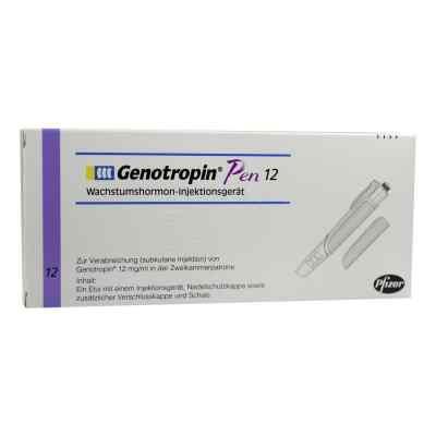 Genotropin Pen 12 mg bunt  bei versandapo.de bestellen
