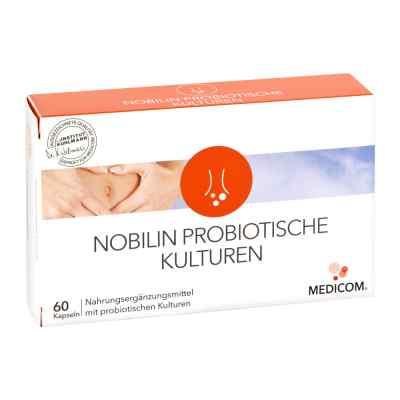 Nobilin Probiotische Kulturen Kapseln  bei versandapo.de bestellen