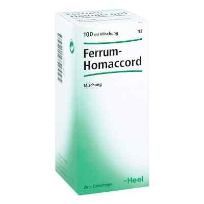 Ferrum Homaccord Tropfen  bei versandapo.de bestellen