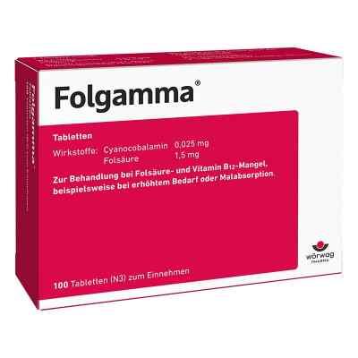 Folgamma Tabletten  bei versandapo.de bestellen