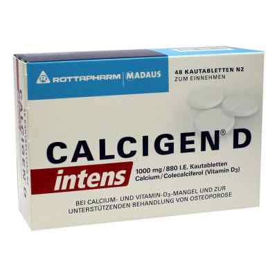 CALCIGEN D intens 1000mg/880 I.E.  bei versandapo.de bestellen