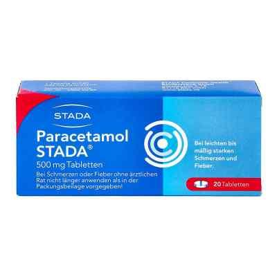 Paracetamol STADA 500mg  bei versandapo.de bestellen