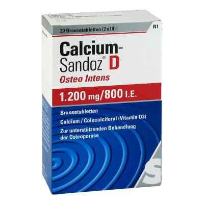 Calcium-Sandoz D Osteo intens 1200mg/800 I.E.  bei versandapo.de bestellen