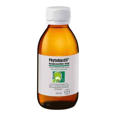 Phytohustil Hustenreizstiller Sirup bei Reizhusten  bei versandapo.de bestellen