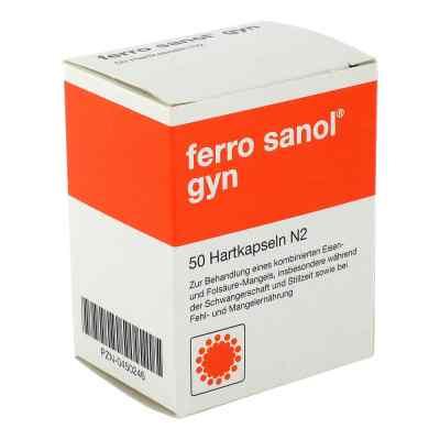 Ferro sanol gyn  bei versandapo.de bestellen