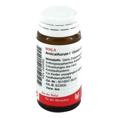 Arnica/aurum I Globuli  bei versandapo.de bestellen