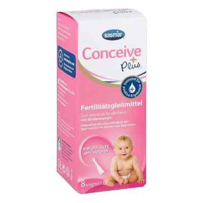 Conceive Plus Applikatoren Vaginalgel  bei versandapo.de bestellen