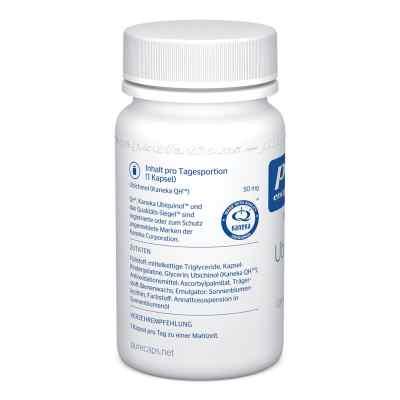 Pure Encapsulations Ubiquinol Qh 50 mg Kapseln  bei versandapo.de bestellen