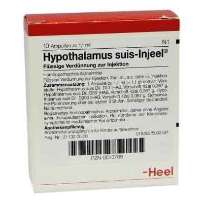 Hypothalamus suis Injeel Ampullen  bei versandapo.de bestellen