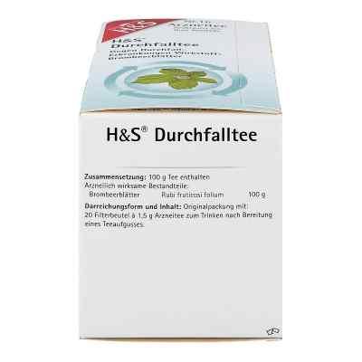 H&S Durchfalltee  bei versandapo.de bestellen