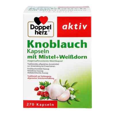 Doppelherz aktiv Knoblauch mit Mistel+Weißdorn  bei versandapo.de bestellen