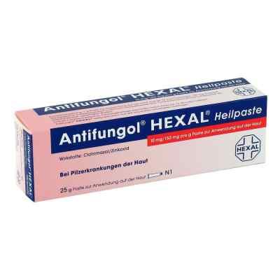 Antifungol HEXAL Heilpaste  bei versandapo.de bestellen