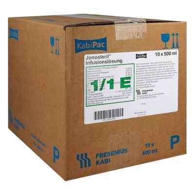 Jonosteril Plastik Infusionslösung  bei versandapo.de bestellen