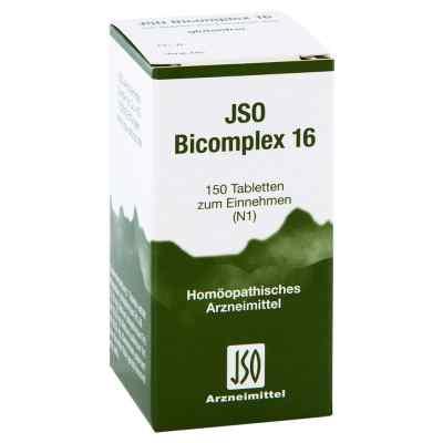 Jso Bicomplex Heilmittel Nummer  16  bei versandapo.de bestellen