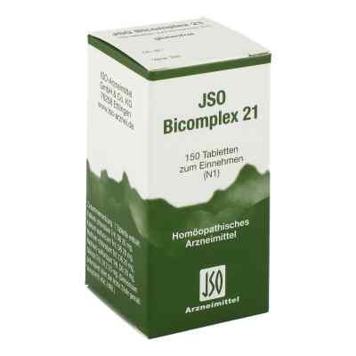 Jso Bicomplex Heilmittel Nummer  21  bei versandapo.de bestellen