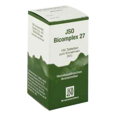 Jso Bicomplex Heilmittel Nummer  27  bei versandapo.de bestellen