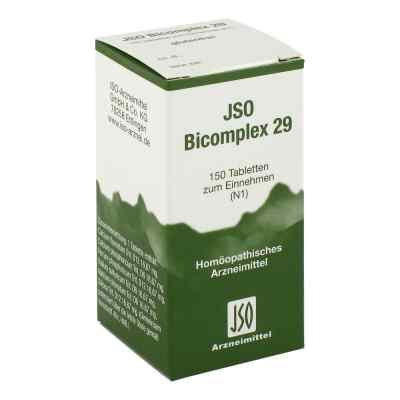 Jso Bicomplex Heilmittel Nummer  29  bei versandapo.de bestellen