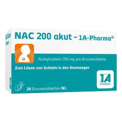 NAC 200 akut-1A Pharma  bei versandapo.de bestellen