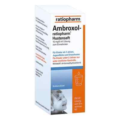 Ambroxol-ratiopharm Hustensaft  bei versandapo.de bestellen