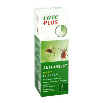 Care Plus Deet Anti Insect Spray 40%  bei versandapo.de bestellen