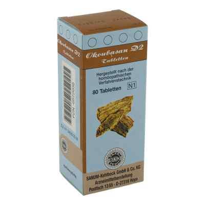 Okoubasan D 2 Tabletten  bei versandapo.de bestellen