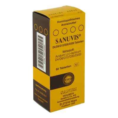Sanuvis Tabletten  bei versandapo.de bestellen