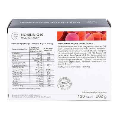 Nobilin Q10 Multivitamin Kapseln  bei versandapo.de bestellen