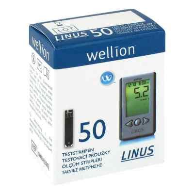 Wellion Linus Blutzucker Teststreifen  bei versandapo.de bestellen