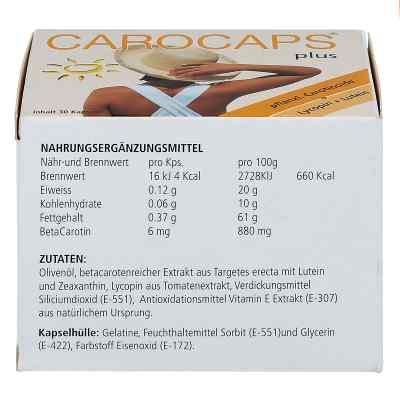 Carocaps 100 Plus Kapseln  bei versandapo.de bestellen