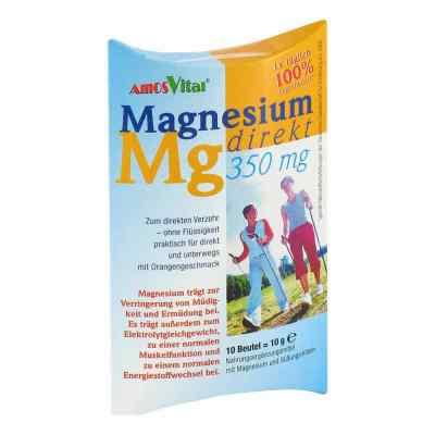 Magnesium Direkt 350 mg Beutel  bei versandapo.de bestellen