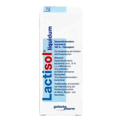 Lactisol Tropfen  bei versandapo.de bestellen