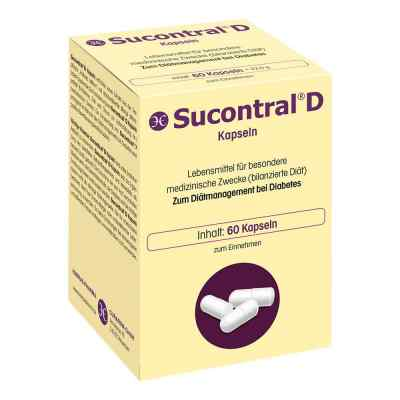 Sucontral D Diabetiker Kapseln  bei versandapo.de bestellen