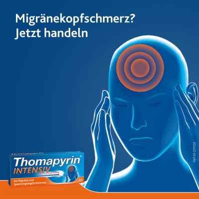 Thomapyrin INTENSIV bei Migräne & Kopfschmerzen  bei versandapo.de bestellen