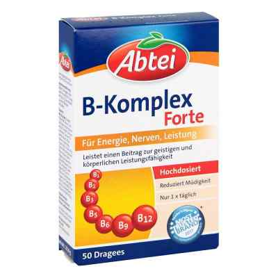 Abtei Vitamin B Komplex forte überzogene Tab.  bei versandapo.de bestellen
