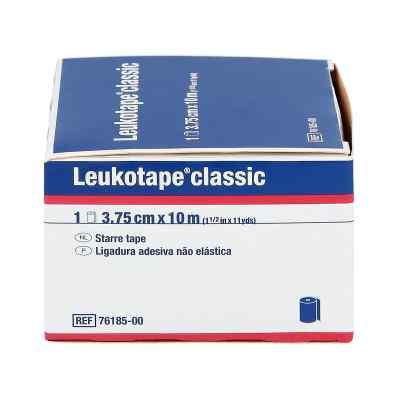 Leukotape Classic 10mx3,75cm blau  bei versandapo.de bestellen