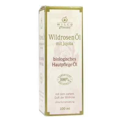 Wildrosenöl 100% naturrein mit Jojoba  bei versandapo.de bestellen