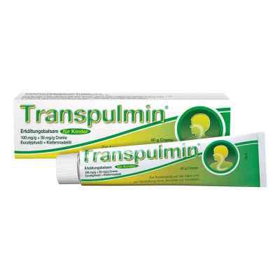 Transpulmin Erkältungsbalsam für Kinder  bei versandapo.de bestellen