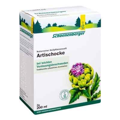 Artischockensaft Schoenenberger  bei versandapo.de bestellen
