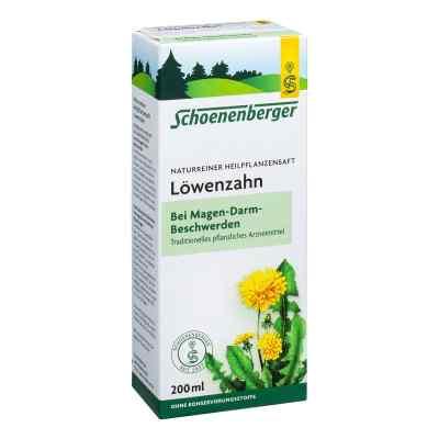 Löwenzahn Saft Schoenenberger  bei versandapo.de bestellen