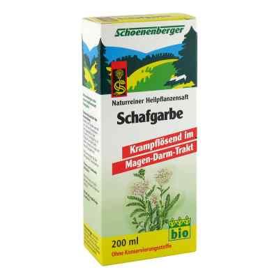 Schafgarbensaft Schoenenberger  bei versandapo.de bestellen