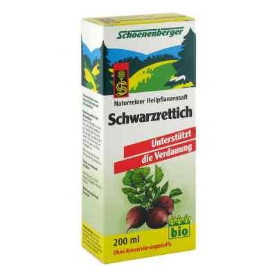 Schwarzrettichsaft Schoenenberger  bei versandapo.de bestellen