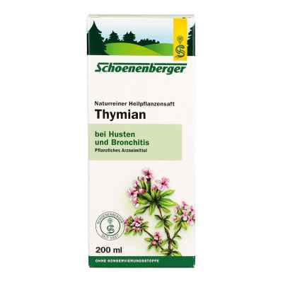 Thymiansaft Schoenenberger  bei versandapo.de bestellen